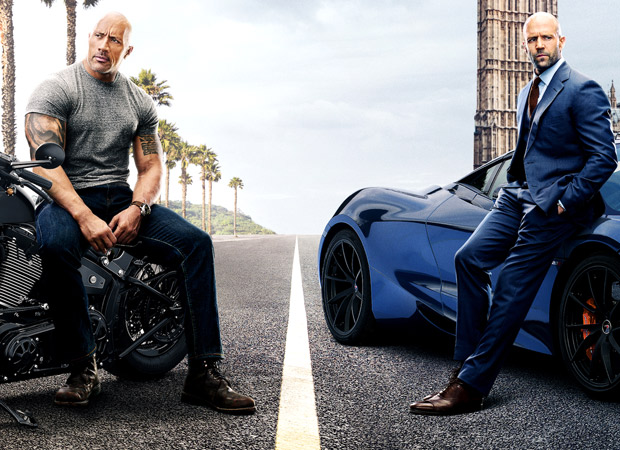 Box Office: Fast & Furious Presents: Hobbs & Shaw is decent on Wednesday, to be an overall plus affair
