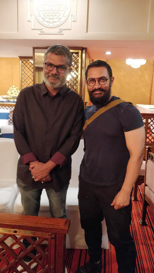 Chhichhore Aamir Khan gets a special preview of Nitesh Tiwari's film trailer ahead of its launch