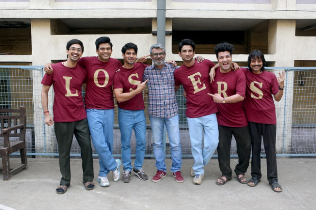 Chhichhore cast underwent behavioural workshop to play 50-year-olds on screen
