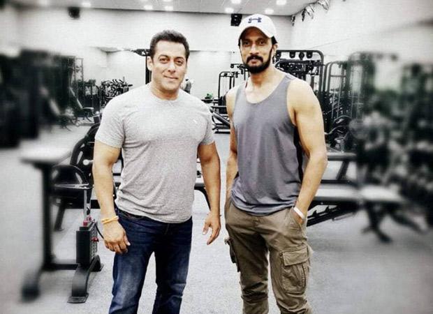 Dabangg 3 Kichcha Sudeep opens up about how he was hesitant to kick Salman Khan for a scene
