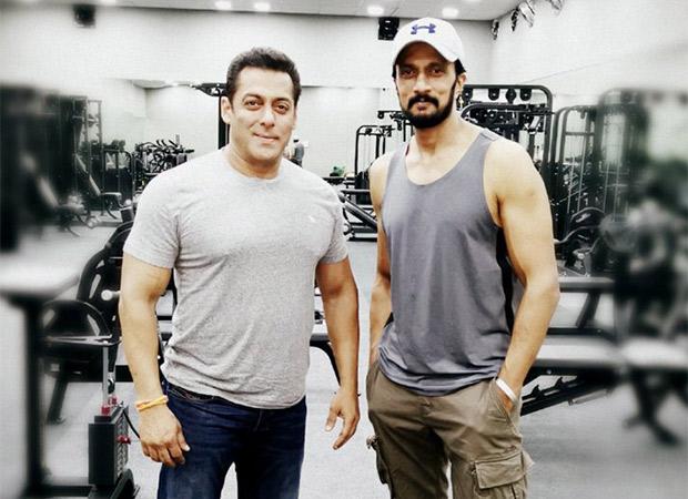Dabangg 3 Salman Khan and Kichcha Sudeep to face off bare-chested