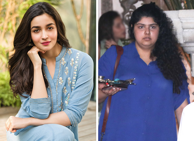 Exclusive Alia Bhatt to bake a cake with a chef for Arjun Kapoor's sister Anshula's Fankind