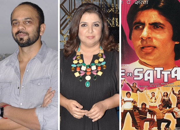 Exclusive: Are Rohit Shetty And Reliance In Talks With An International Hollywood Studio For The Remake Rights And To Co-produce Farah Khan's Satte Pe Satta?