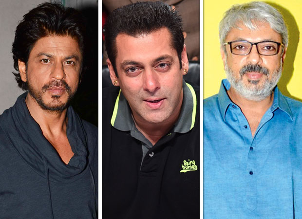 Exclusive: Will Shah Rukh Khan Step Into Salman Khan's Place For Sanjay Leela Bhansali's Inshallah?