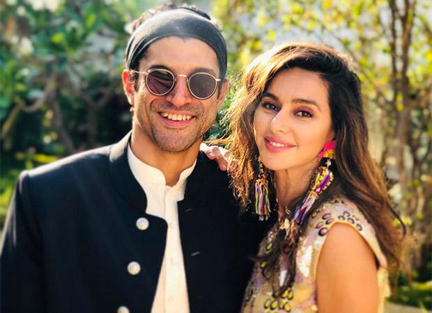 Farhan Akhtar Shares An Adorable Picture Of His 'sunshine' Shibani Dandekar On Her Birthday