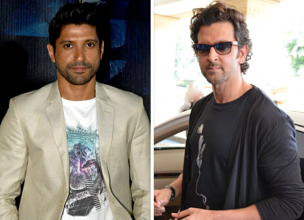 Farhan Akhtar takes on Hrithik Roshan yet again