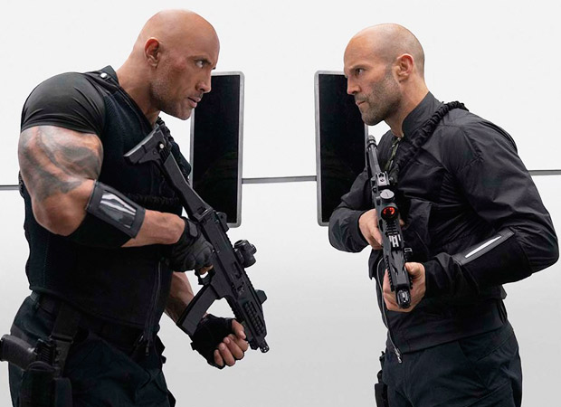 Fast & Furious Presents Hobbs & Shaw isn't holding up as was expected out of it - Tuesday updates
