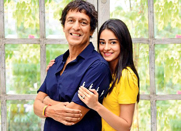 Ananya Panday Responds To Her Father Chunky Panday's Comment On Him Being Wilder Than Her