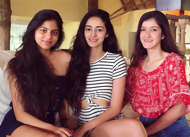 Ananya Panday wishes to be in a girls version of Dil Chahta Hai with Suhana Khan and Shanaya Kapoor