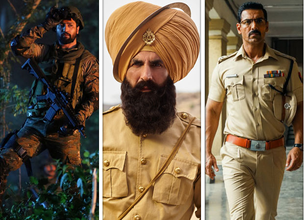 Independence Day 2019 From Vicky Kaushal to Akshay Kumar to John Abraham, here are all the stars who have been a part of patriotic movies this year