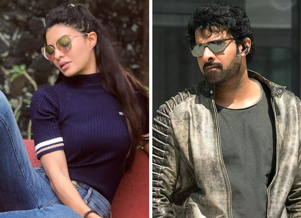 Jacqueline Fernandez is all set to groove with Prabhas in Saaho!