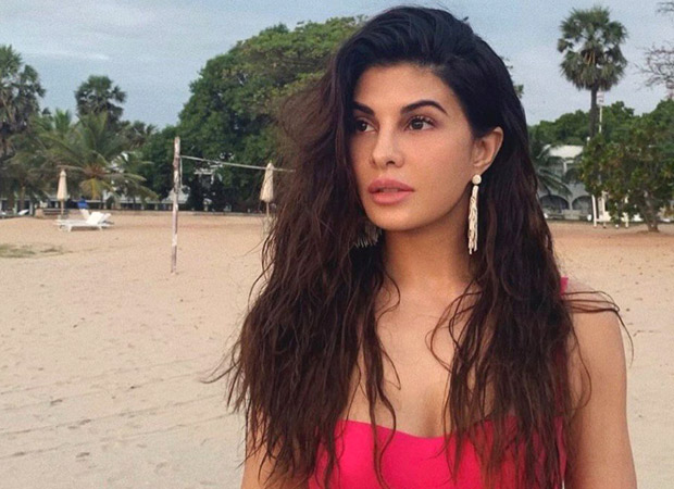 Jacqueline Fernandez looks ethereal as she poses by the sea!