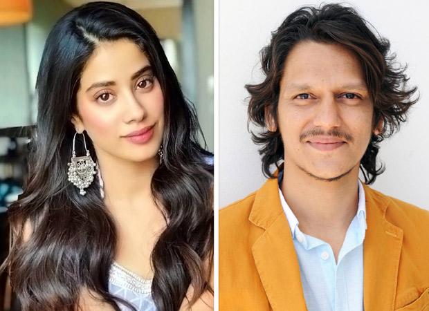 Janhvi Kapoor and Vijay Varma to star in Zoya Akhtars short film for Netflix, Ghost