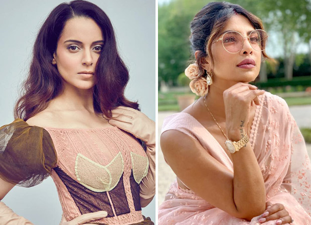 Kangana Ranaut stands strong in support of Priyanka Chopra Jonas over the Indian Army tweet backlash