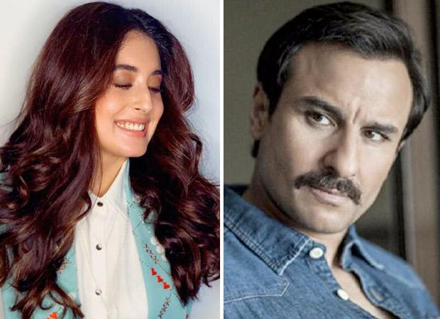 Kritika Kamra roped in as the leading lady for Saif Ali Khan starrer web series, Tandav