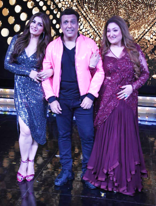 Nach Baliye 9 Govinda Raveena Tandon And Mohnish Bahl Have Dulhe