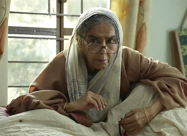 National Award winner Surekha Sikri suffered brain stroke 10 months ago