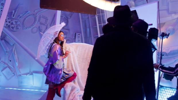 PHOTOS: Alia Bhatt turns a popstar with the upcoming single Prada