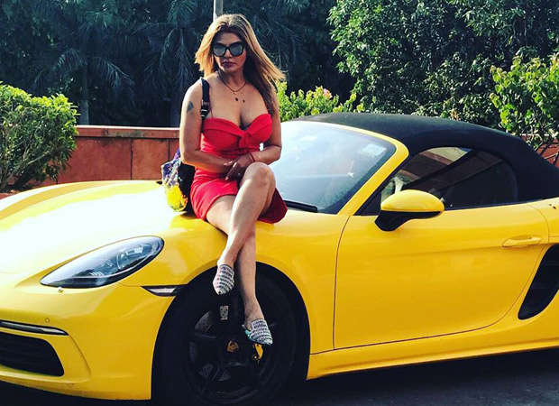 Rakhi Sawant shows she%E2%80%99s happily married shares pictures of herself in a BATHTUB from her HONEYMOON