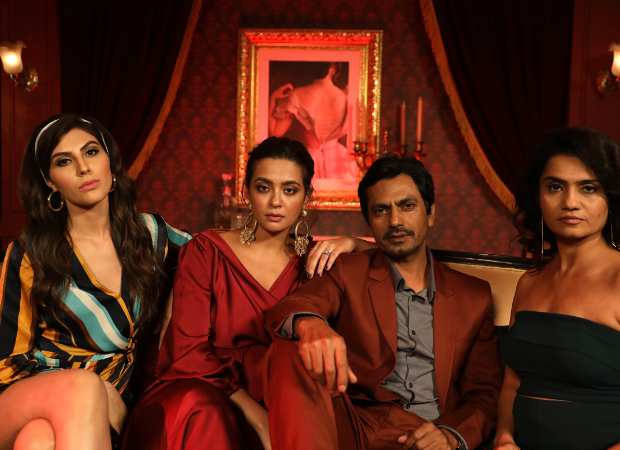 SACRED GAMES 2: Nawazuddin Siddiqui introduces Ganesh Gaitonde's master, mistress and muse
