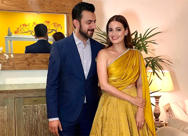 Dia Mirza, husband part ways after five years