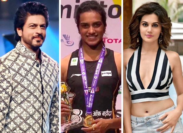 Bollywood Celebrities Congratulate Pv Sindhu For Winning The World Badminton Championship