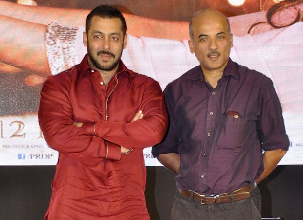 Salman Khan  Sooraj Barjatya to re-unite for a DIFFERENT