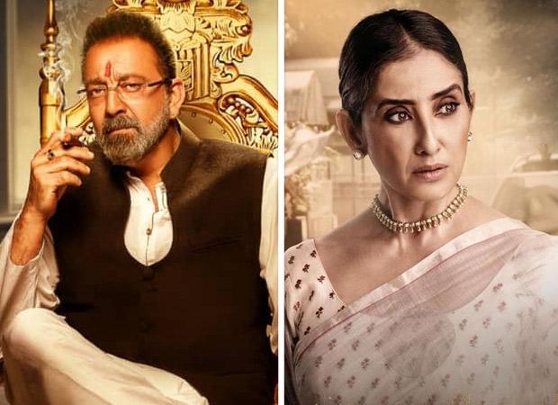 Sanjay Dutt reunites onscreen with Manisha Koirala after a decade with Prassthanam