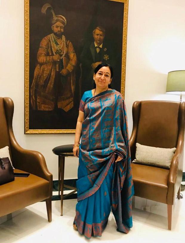 'Save Indian Cinema'- Kamini Dube
