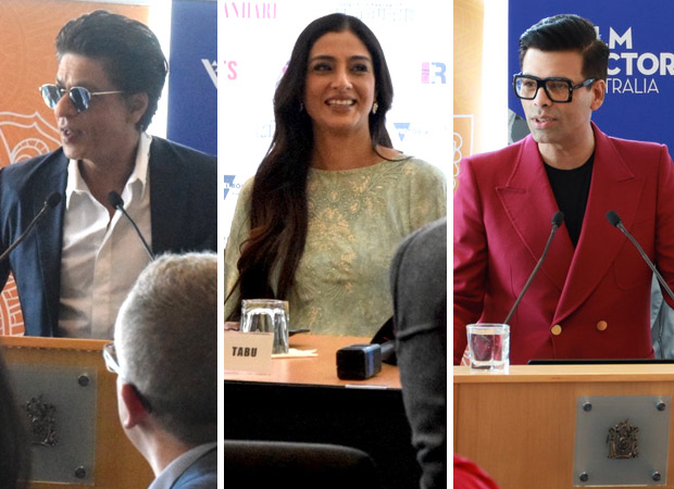 Shah Rukh Khan, Karan Johar, Arjun Kapoor, Zoya Akhtar kick-start the 10th year celebrations Indian Film Festival of Melbourne!