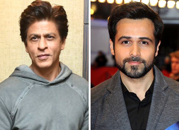 Shah Rukh Khan jokes about Bard of Blood actor Emraan Hashmi's serial kisser image