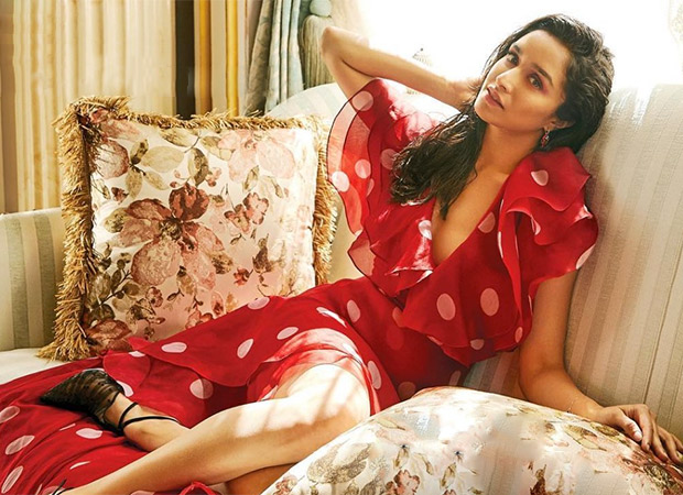 Shraddha Kapoor looks ravishing in the red retro look on the cover of Grazia Magazine