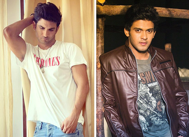 Sushant Singh Rajput shares video of himself and co-star Naveen Polishetty dancing to Shah Rukh Khan's song