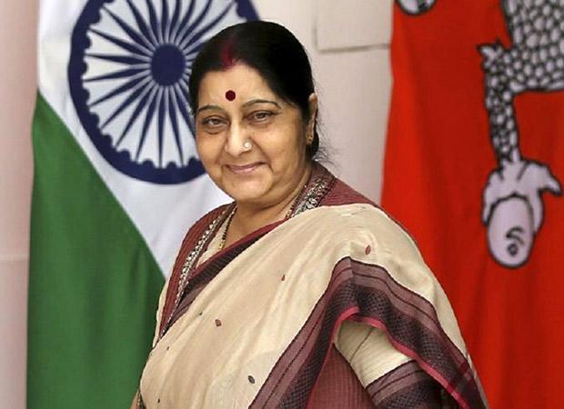 Sushma Swaraj passes away; Bollywood mourns the loss of BJP stalwart