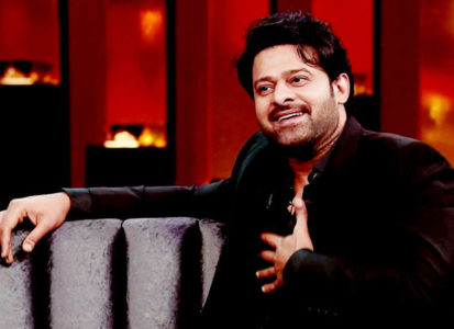This is what Saaho actor Prabhas prefers to do before the release of his film
