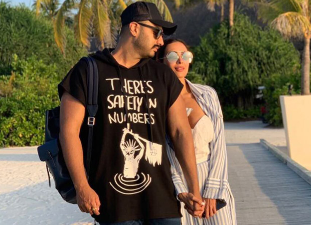 This video of Arjun Kapoor standing up for Malaika Arora is breaking the internet