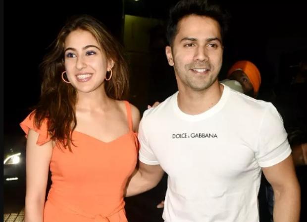 Varun Dhawan and Sara Ali Khan starrer Coolie No 1 goes on floor in Bangkok