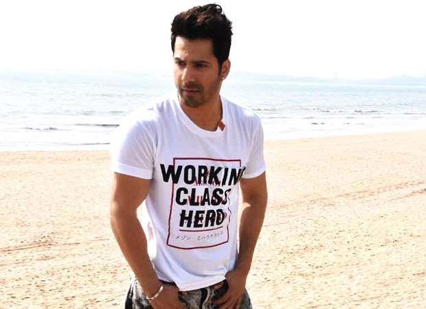 Varun Dhawan to sport 4 tattoos for his role in Street Dancer 3D!