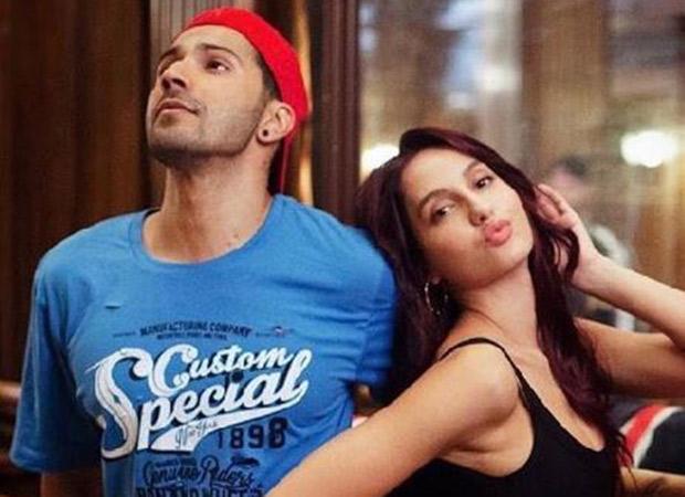 Varun Dhawan Gets Goofy With Nora Fatehi, Tells How Their 'garam Romance' Started