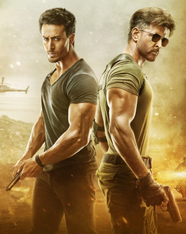 War Trailer: Hrithik Roshan And Tiger Shroff Go All Guns Blazing In This Action Packed Face Off