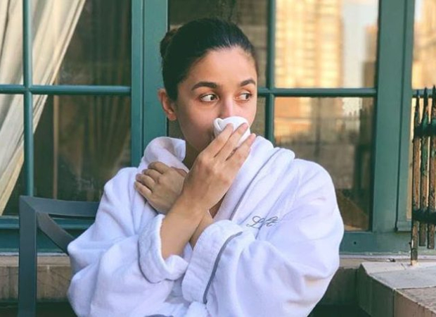 WATCH: Alia Bhatt reveals about her morning routine in her latest video