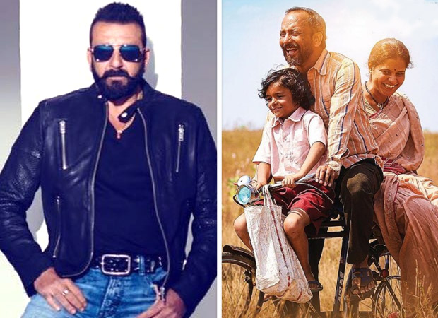 WHOA! Sanjay Dutt's debut Marathi production, Baba, to be screened at Golden Globes!