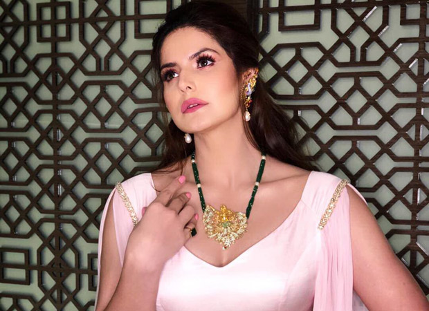 Watch This is what Zareen Khan says is her drug