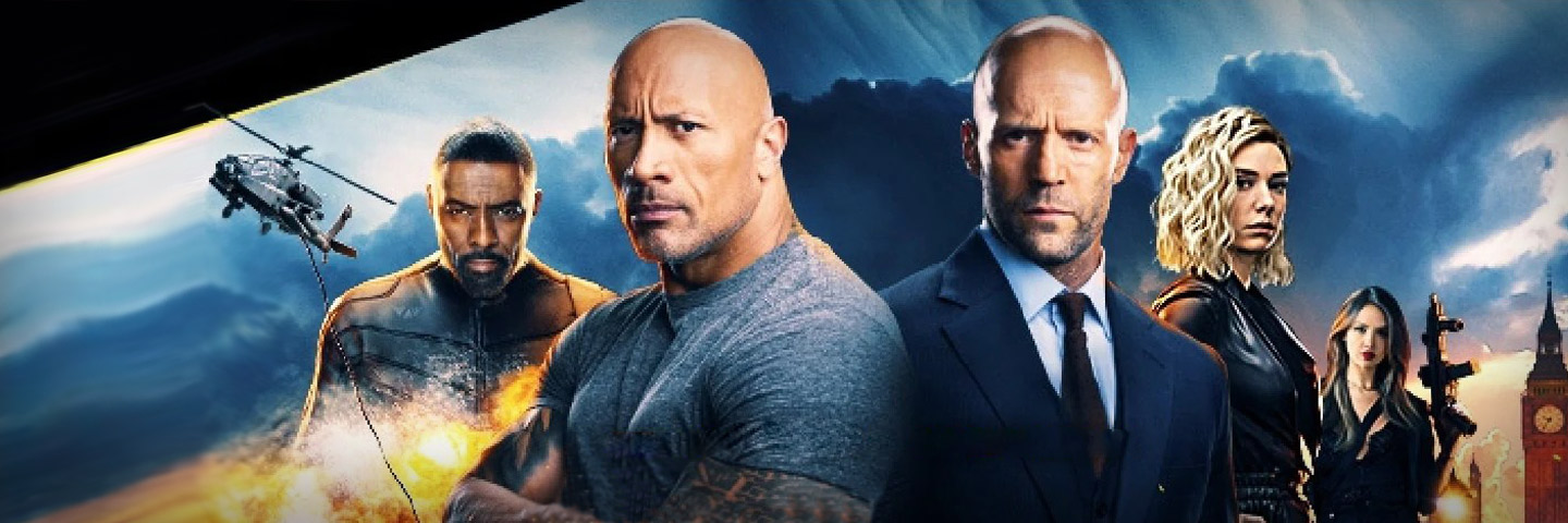 Fast And Furious Presents: Hobbs And Shaw (English)