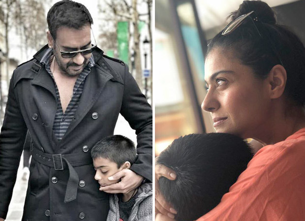 Ajay Devgn And Kajol Take To Social Media To Wish Yug On His 9th Birthday!