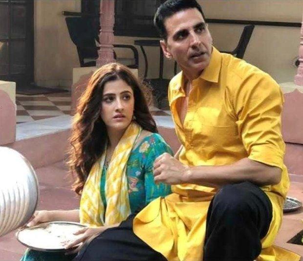 Akshay Kumar To Star In A Music Video With Kriti Sanon's Sister Nupur Sanon