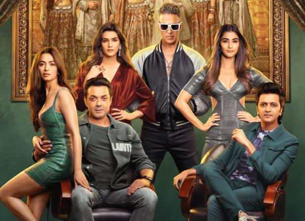Akshay Kumar's Housefull 4 trailer will be released across four nations simultaneously