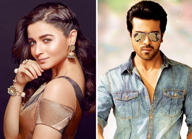 Alia Bhatt paired with Ramcharan, British actress for NTR Jr