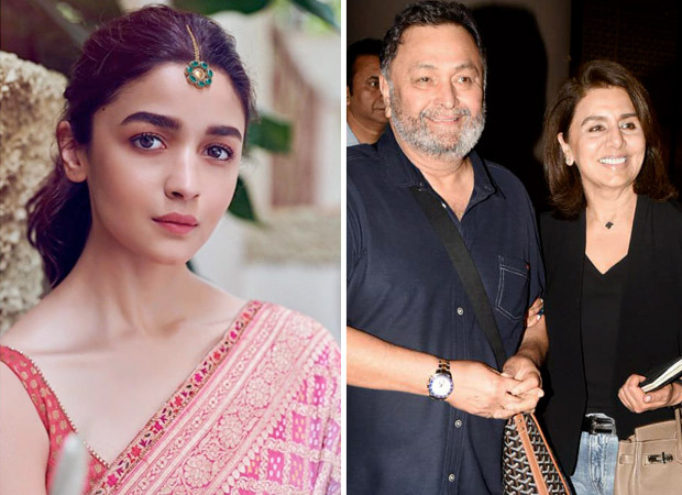 Alia Bhatt to host a party for Rishi Kapoor?
