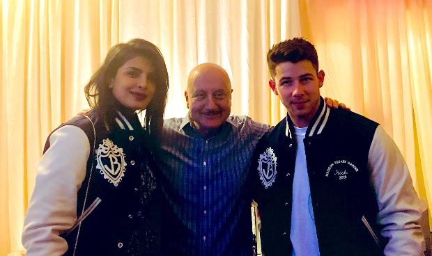 Anupam Kher Pens Heartwarming Post After Nick Jonas Says 'i Love You' To Priyanka Chopra At Jonas Brothers Concert
